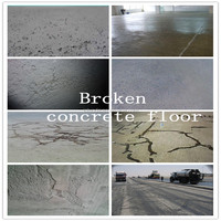 strong Permeability oil base curing agent concrete repair road repair material