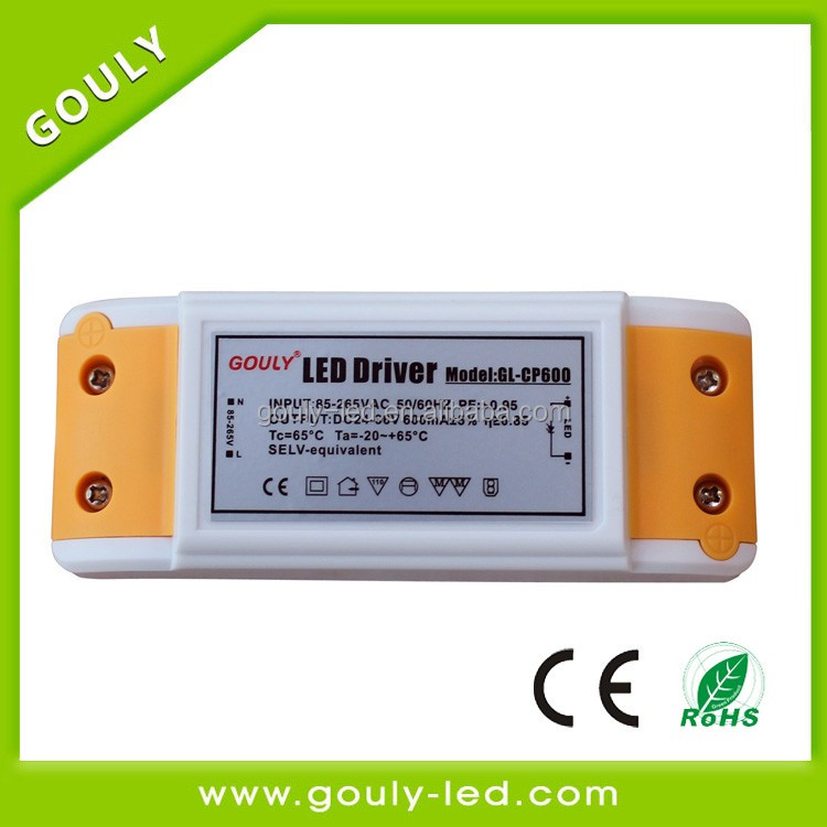 led lamp driver Gouly brand constant current power supply