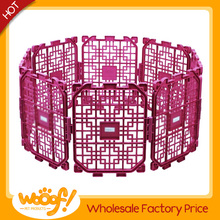 Hot selling pet dog products high quality plastic dog kennel prices