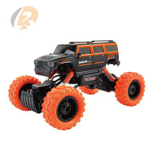 kids toys 2.4GHz high speed rc wall climbing car with big wheel