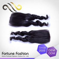 comfortable wholesale price Various Colors hairpieces virgin brazilian hair with closure for women