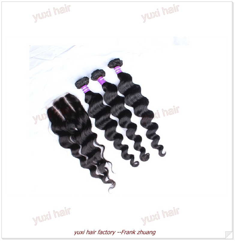 Factory price most popular brazilian ombre loose wave hair,loose body wave hair weaving,loose wave hair