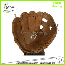 baseball glove manufacture, brown cheap baseball glove