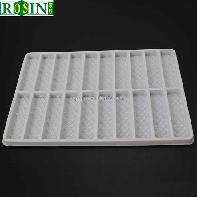 Btree Waffle Tray For Packaging Electronic Components