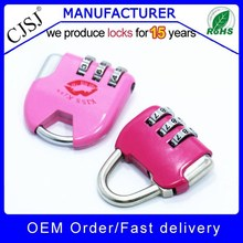 Professional High Security Colorful strong d parking lock