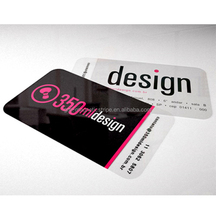 pvc gift card with hico 2750oe magnetic stripe on back side
