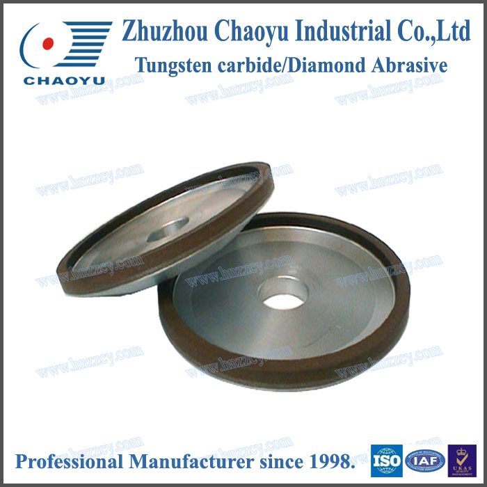 Resin bond special metal grinding diamond wheel for cast iron
