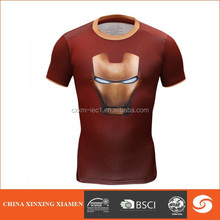Wholesale 2018 latest style League of Legends T shirt with sublimated printed