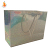 Wholesale fancy design colored small paper gift bags with handles