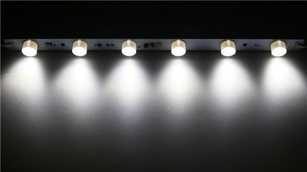 Wholsale Light 24 Volt Edge Lit 6LEDs SMD 3535 LED Rigid Bar