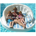 inflatable sofa pool float water chair