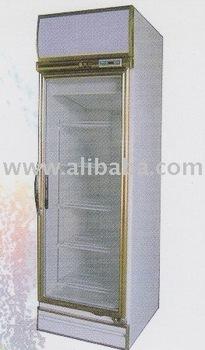Commercial display single door chiller buy single door for 1 door display chiller