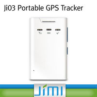 JIMI personal gps tracker with one key SOS button and two-way communication Ji03
