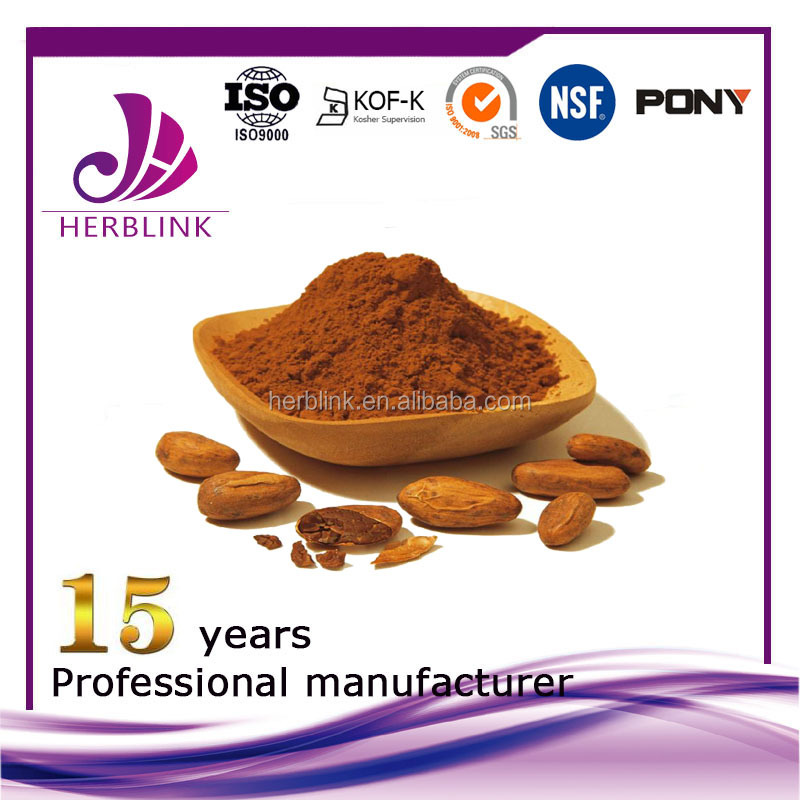 Plant Extract used for pastry and ice cream Cocoa Extract