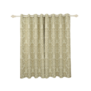 American style home decorative popular window custom kitchen curtain