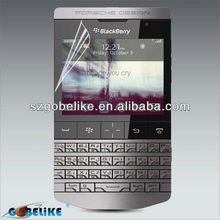 for Blackberry Porsche Design P'9981 clear screen protector