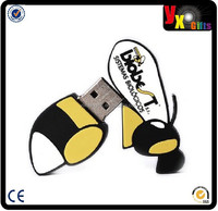 PVC Material and USB 2.0 Interface Type usb drive
