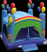 Commercial Inflatable Balloons Delux bouncing castle,bouncy castle,jumping castle