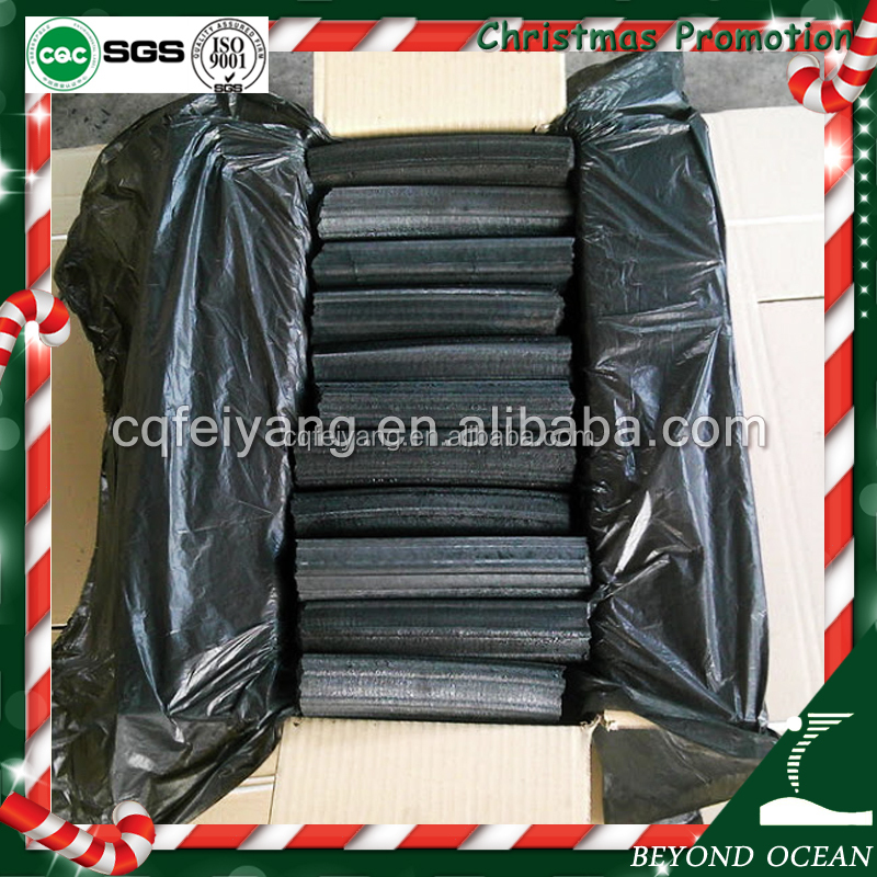 Malaysia bbq sawdust briquette charcoal wholesale