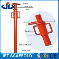 JET post shoring adjustable support q235 building props