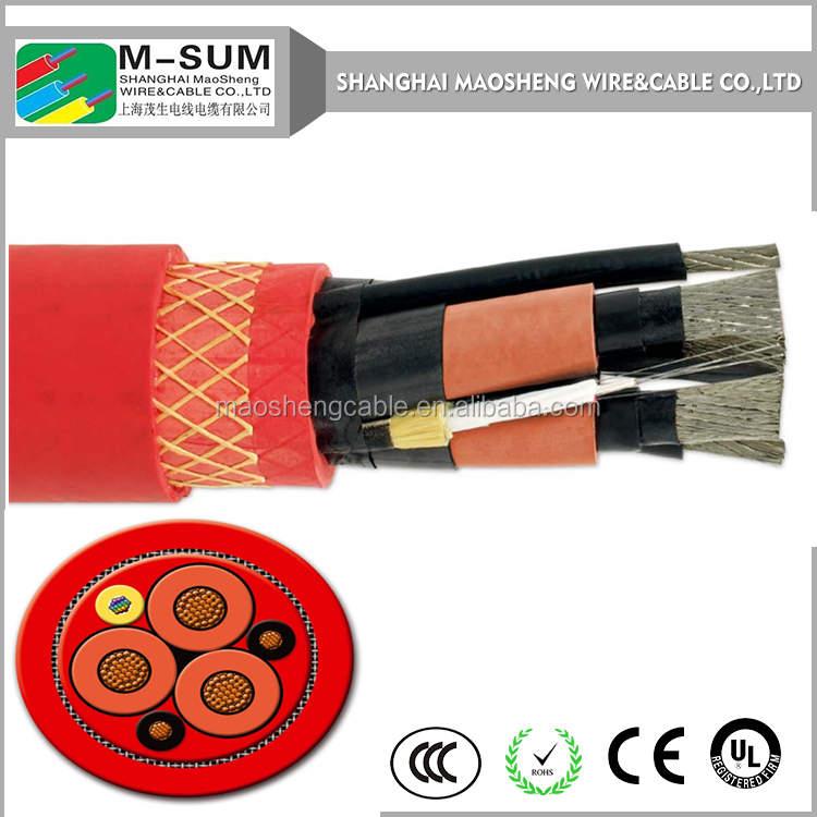 newest machinery BS-002 power line recycling cable making equipment