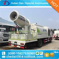5-8ton water tanker anti-dust sprayer dust suppression truck