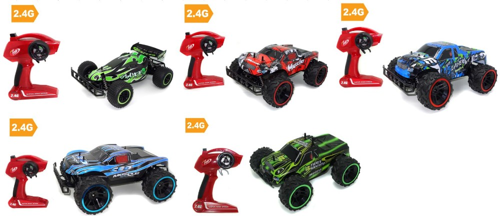 2.4G RC CAR 1:8 HIGH SPEED RC TRUCK RC BUGGY