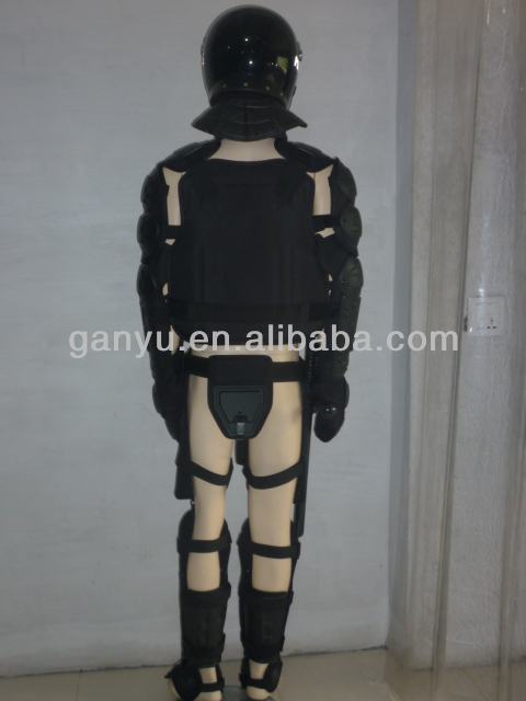 Anti Riot Suit Police Control Gear Full Protection Gear Body Armor for Military Army Law Enforcement Equipment