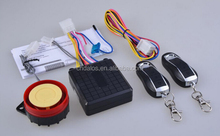 manufacturer of one way motorcycle alarm system with super quality and best price