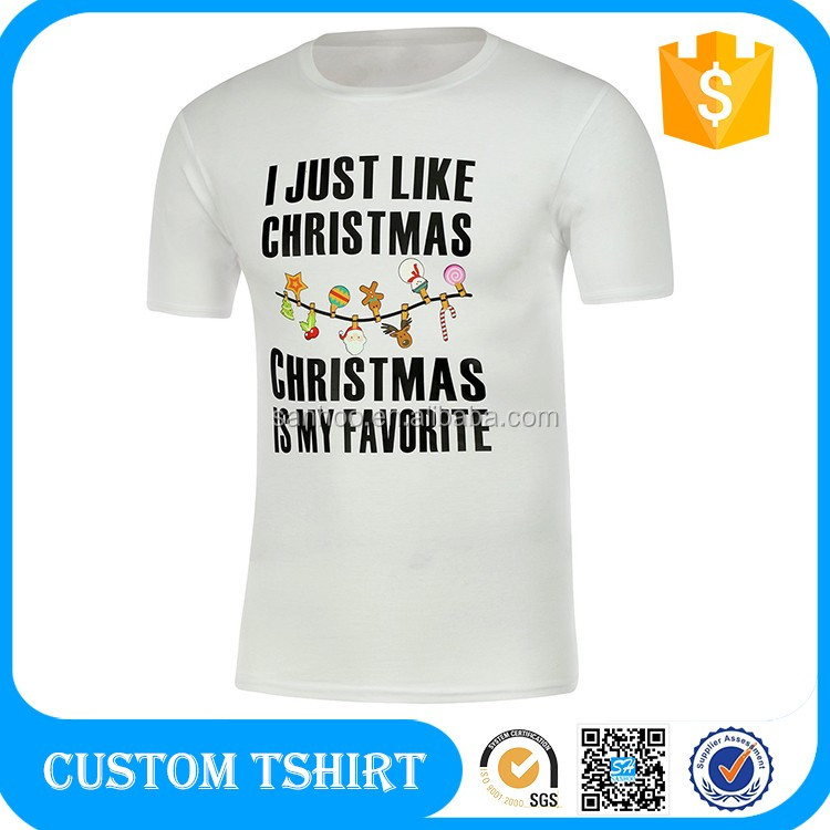 Customized T Shirts For Activity Short Sleeve Wholesale Screen Print Mixed Sizes