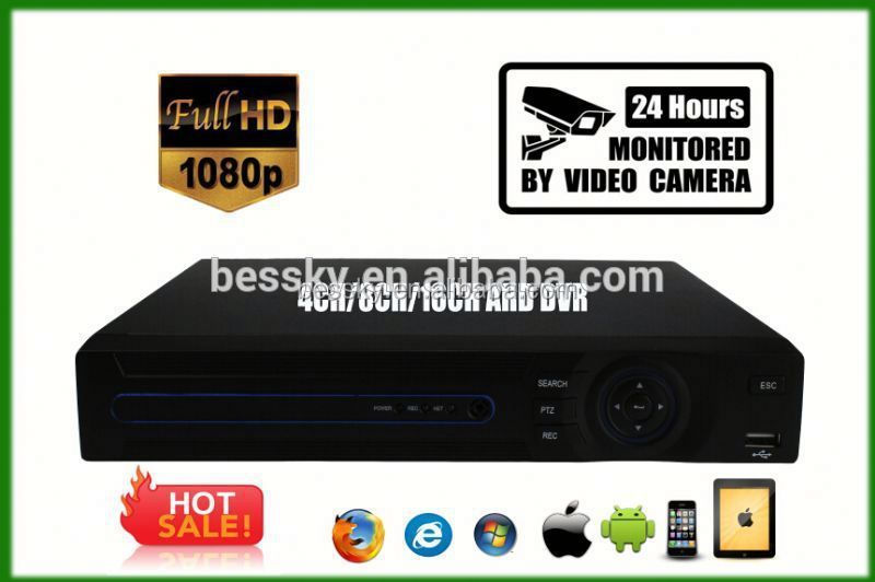 hot new product HVR 2015 dvr made in korea