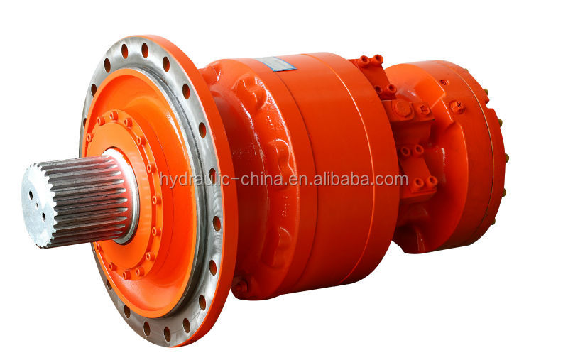 Poclain hydraulic motor ms83 for sale view poclain for Hydraulic motors for sale