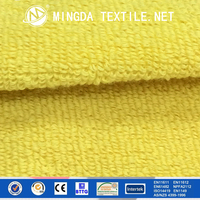 2016 Guangdong supplier yellow color Para-aramid / Polyester / Steel crease resistant anti-cut fabric