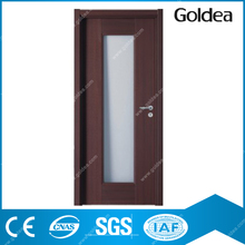 Goldea European Internal Wood Door with ASH oak