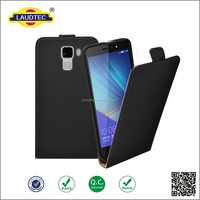 Smartphone Leather Case Cover,Mobile Phone Flip Leather Waterproof Case For Huawei Honor 7