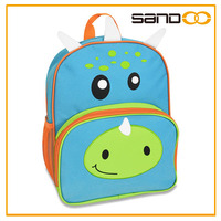 China kindergarten cartoon active school bags, cute kids mochilas escolares