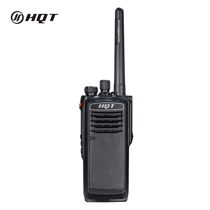 Small 10 Watts Long Range Bluetooth Police Emergency Radio Transceiver Walkie Talkie Set