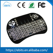 2.4g Air mouse i8 mini wireless keyboard for android tv box/smart tv