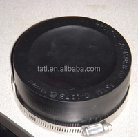 China made top quality rubber pipe end cap