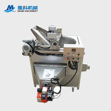 Commercial chicken potato chips food frying machine