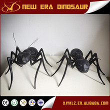 sichuan resin fiberglass animatronic animal insects statue for sale