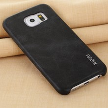 [X-Level] Handmade Vintage PU Leather Phone Case for Samsung Galaxy S6 Wholesale
