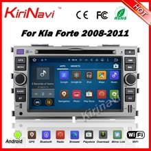 Kirinavi WC-KF7045 android 5.1 car multimedia system for kia forte 2008-2011 car dvd oem mp3 mp4 player with playstore