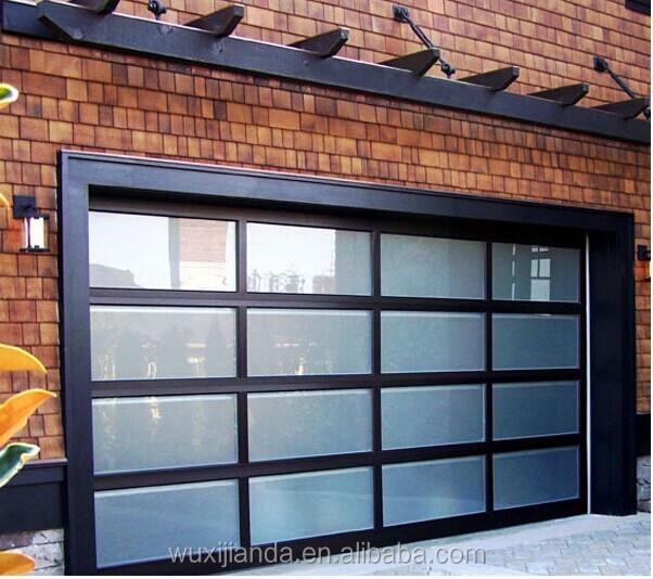 2014 New Glass Garage Doors Buy Glass Panel Garage Door