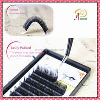 Good quality,Cheap price,Mink fur material,Hand made,False individual eyelash extensions