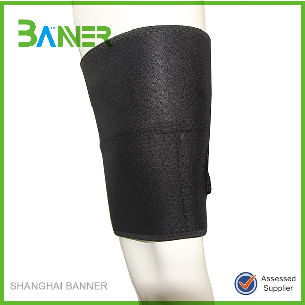 Customized Elastic support band neoprene thigh slimming