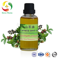 Skin care, cosmetic Chinese Factory Supply Top Grade Camellia Seed Oil