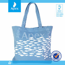 2014 Promotional wholesale ladies tote bags
