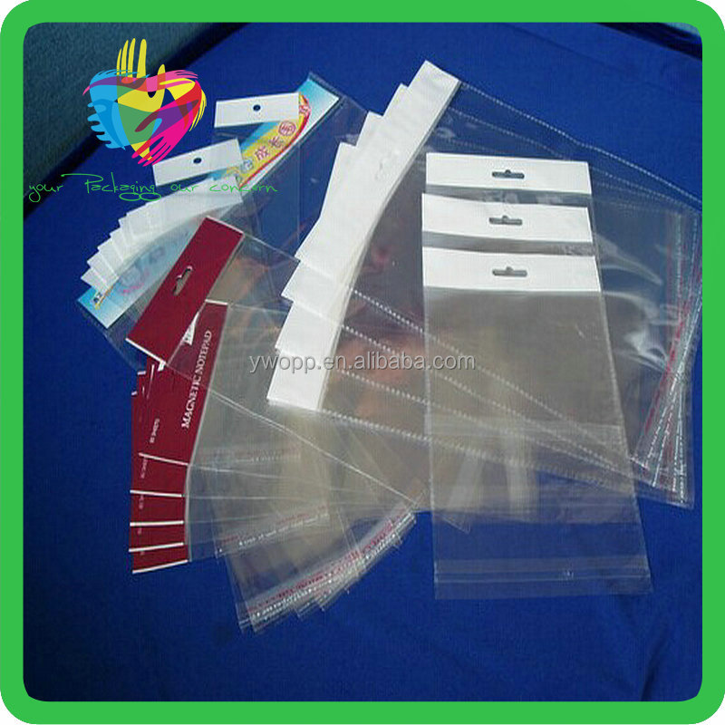 transparent packing definition bopp cellophane Adhesive Plastic Opp Bags
