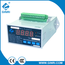 WDB-1 AC220V Three Phase Monitor Digital Reverse Current Motor Protective Relay